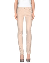 Atelier Fixdesign Trousers Casual Trousers Women Beige