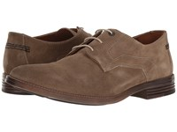 Hush Puppies Glitch Parkview Grey Suede Men's Shoes Gray