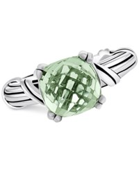 Peter Thomas Roth Parsiolite Ring 4 Ct. T.W. In Sterling Silver Green