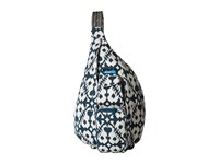 Kavu Rope Bag Blue Blot Backpack Bags