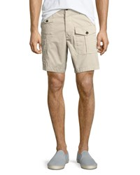 Dsquared Military Cargo Shorts Beige