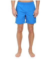 The North Face Pull On Guide Trunks Bomber Blue Prior Season Shorts