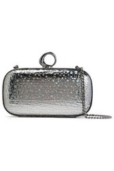 Halston Heritage Woman Clutch Bags Silver
