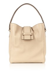 Max Mara Mia Shoulder Bag Cream