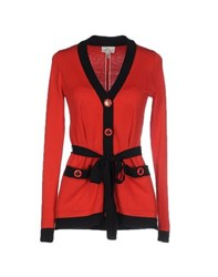 Milly Knitwear Cardigans Women Red