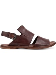 Officine Creative 'Kimolos' Sandals Brown
