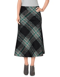 Jucca 3 4 Length Skirts Black
