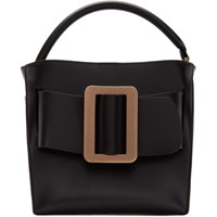 Boyy Black Devon 21 Top Handle Bag