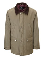 Skopes Men's Austin Coat Olive
