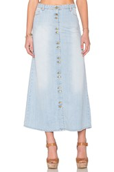 Acquaverde Haley Maxi Skirt Light Used
