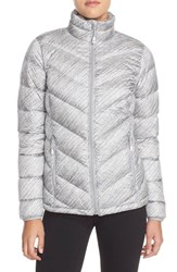 Women's Mountain Hardwear 'Ratio' Static Print Down Jacket