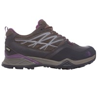 The North Face Hedgehog Hike Gtx Women's Hiking Boots Brown Purple