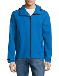 Hawke And Co Waterproof Softshell Jacket Sapphire