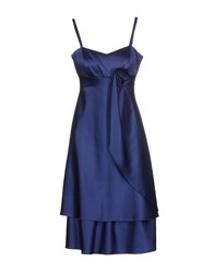 Musani Couture Dresses Short Dresses Women Blue