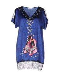Ean 13 Blouses Dark Blue