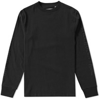 Vans Vault X Our Legacy Long Sleeve Tee Black