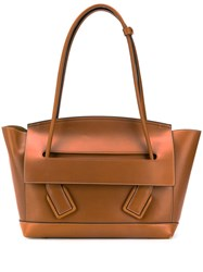 Bottega Veneta Classic Tote Bag Brown