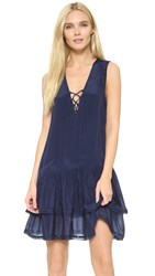 Zadig And Voltaire Rory Dress Marine