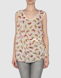 Andy Warhol By Pepe Jeans Topwear Tops Women