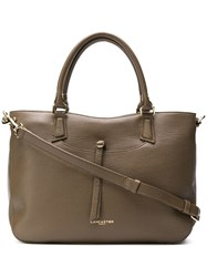 Lancaster Dune Large Handle Bag Nude And Neutrals