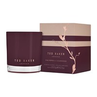Ted Baker Residence Scented Candle 200G Pink Pepper And Cedarwood