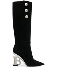 Balmain Nelly Over The Knee Boots 60
