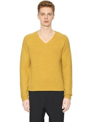 Marni Brushed Alpaca Wool Sweater