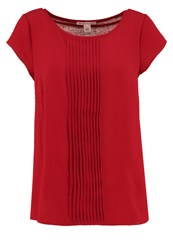 Anna Field Blouse Red