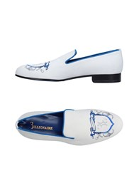 Billionaire Loafers Ivory