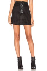 Wyldr West Coast Skirt Black