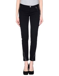 Philipp Plein Couture Casual Pants Black