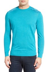 Men's Bugatchi Regular Fit Crewneck Sweater