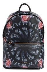 Ted Baker London Dynamic Butterfly Print Backpack
