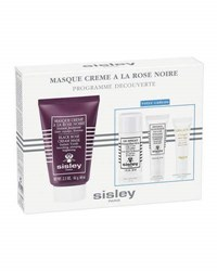 Sisley Paris Black Rose Mask Discovery Program 236 Value