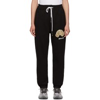 Palm Angels Black Kill The Bear Lounge Pants