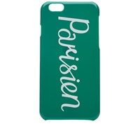 Maison Kitsune Parisien Iphone Case Green