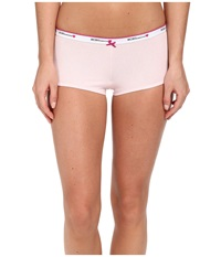 Bcbgeneration Claudia The Be Right Boyshort Parfait Pink Women's Underwear Purple
