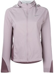 Nike Shield Running Jacket Pink Purple