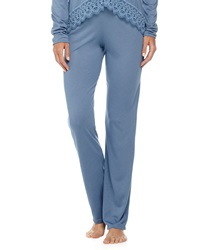 Cosabella Edith Lace Trim Lounge Pants