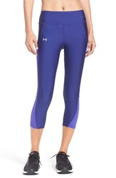 Under Armour Women's Fly By Heatgear Capris