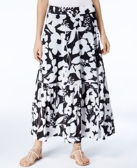 Inc International Concepts Floral Print Maxi Skirt Only At Macy's Charming Floral
