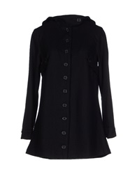Emily The Strange Full Length Jackets Black