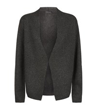 Eileen Fisher Merino Knit Cardigan Female Grey