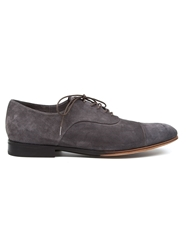 L'eclaireur Made By Lace Up Shoe Grey