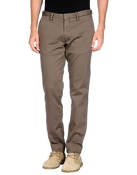 Asfalto Casual Pants Lead