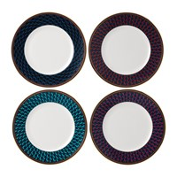 Wedgwood Byzance 20Cm Plate Set Of 4