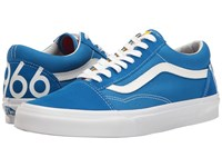 Vans Old Skool 1966 Blue White Red Skate Shoes