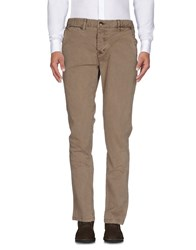 Yes Zee By Essenza Casual Pants Khaki