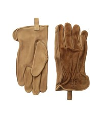 Sts Ranchwear Standard Work Gloves Two Tone Brown Extreme Cold Weather Gloves