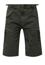 Alpha Industries Flight Shorts Greyblack Dark Gray